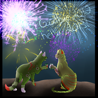Last Day of 2012 by Spottedfire23