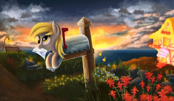 letter for you by Atlas-66