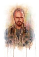 Jesse Pinkman by guillembe