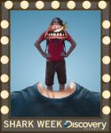 Shark Week ID by Sakx