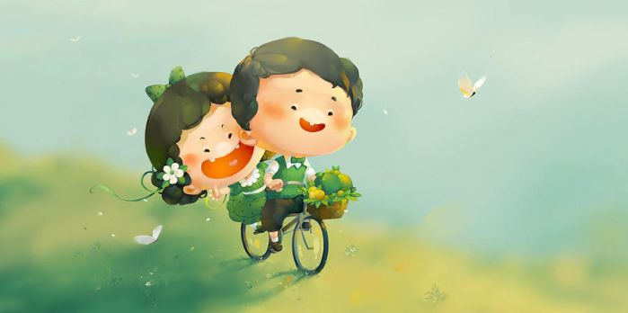 Couple by xnhan00