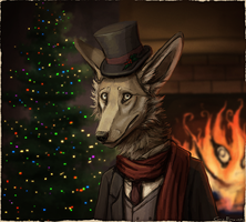 A Lost and Found Christmas Carol by Canis-ferox