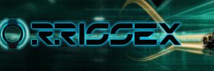 Tron-ish signature by Morrissex