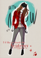 I'd like to thank the Acatemy by VelocityRiot