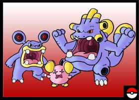 Whismur Family