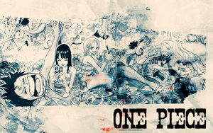 One Piece Wallpaper 2 by itahs
