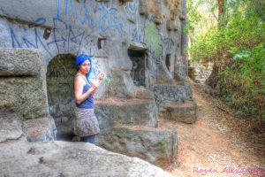 Raven Zoo Ruins HDR by RavenA938