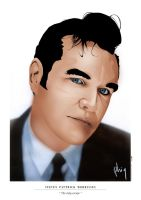 Morrissey by phig