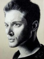 Jensen Ackles by bluewhale13