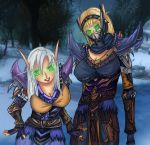 Ladies of Paragon by NightShade1919