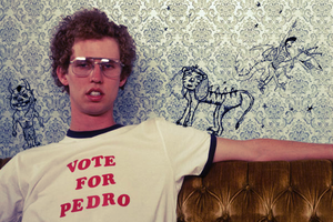 Napoleon Dynamite by TheMajesticGoat