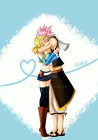 NaLu time! by MaCia998