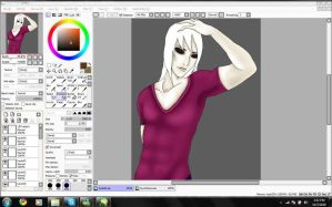 Azrael :WIP: by uNDYINGSILENCE