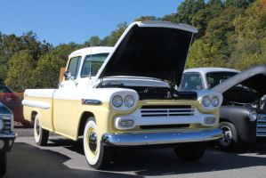 Whitewalled Pickup by SwiftysGarage