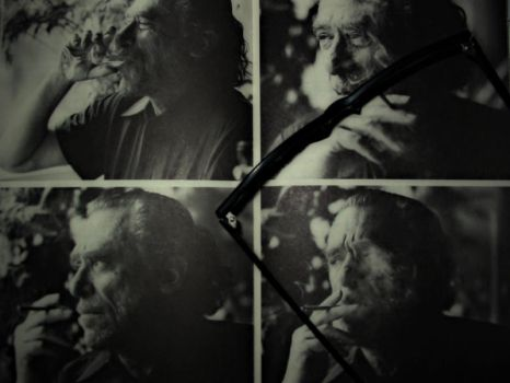 watching the dirty old man by bukowski