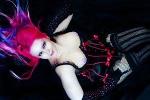 Burlesque promo shot I guess 2 by AssistedSuicide