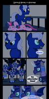 Past Sins: Mother of a Nightmare P9 by SaturnStar14