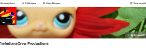 Changed my Youtube name by TheIndianaCrew