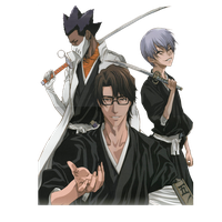 Touse Aizen And Ichimaru by Narusailor