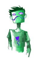colorful zacharie by Intimidations