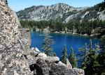 Shadow Lake in Lassen Volcanic NP by jetasun