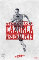 Cazorla old poster by riikardo