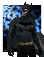 Batman by tsbranch