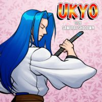 U is for Ukyo by Jiggeh