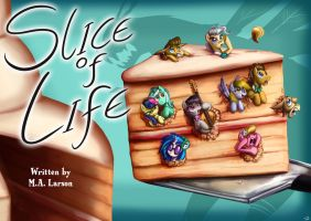 What is Life :FIM title cards series by Jowybean