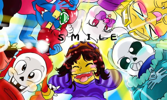 QuantumTale: SMILE by perfectshadow06