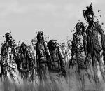 zombies out of the mist by agentfox