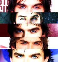 HIS EYES CHANGE COLORS by TheEvilGoddess