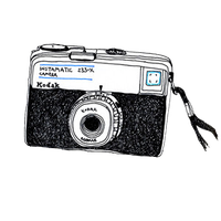 Camera Png by raspberrishxiu