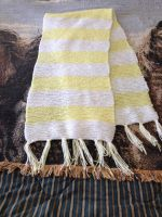 Yellow and White Shawl by Wootzie14