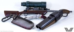 Team Fortress 2 Prop Replica Collection by longestne