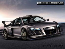 Audi R8 Virtual Tuning by JoabeDesign
