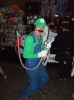 Poltergust Weegee by The-True-ZX