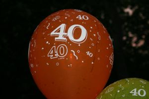 40th anneversary baloon by pieface75