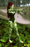 Poison Ivy Hypnotized by The-Mind-Controller