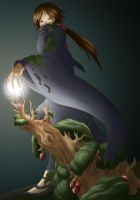 Life Wizard by Cannibal-Cartoonist