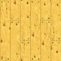 Wood Floor with Nails by SpiralGraphic