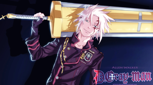 DGray-Man: Allen Walker by SilverCore94
