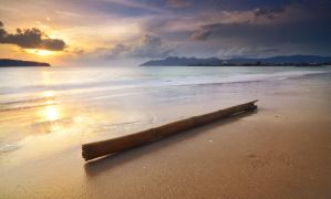 Langkawi sunset by comsic