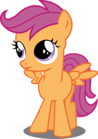 Scootaloo by BobtheLurker
