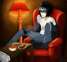 Lawliet by AndroidAleksandraSH