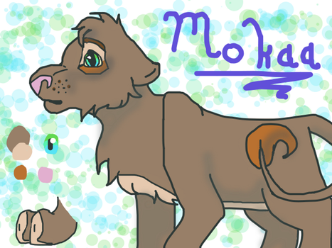 Mokaa Reference by THEoriginalKID