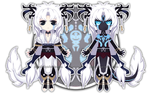 OfferToAdopt13(CLOSED)Dragon Gijinka by PhrysethAdopt