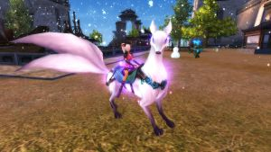 Perfect World . My main by MoonLightTales
