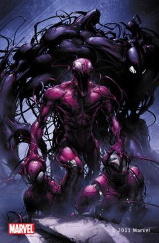 carnage 5 Cover by HeyCat