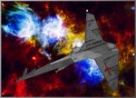 Renegade Legion Lakshmi-class carrier by Sings-With-Spirits